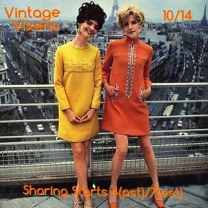 Jewelry - WEDNESDAY 10/14 Vintage Vixens Sign Up Sheet